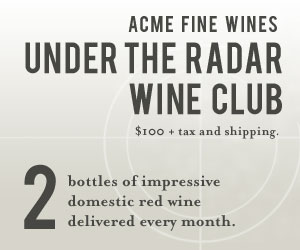 Join the Under the Radar Wine Club