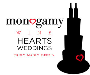 Monogamy Wines for your wedding season